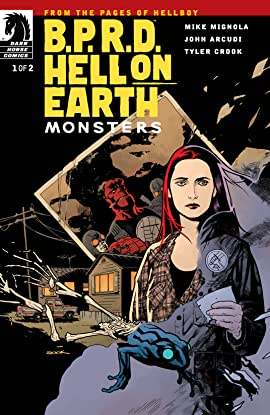 B.P.R.D. Hell on Earth #4: Monsters #1
