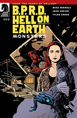 B.P.R.D.: Hell on Earth #4: Monsters #1