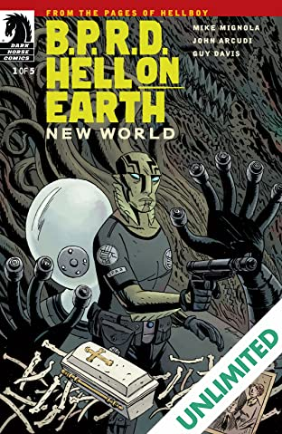 B.P.R.D.: Hell on Earth: New World #1