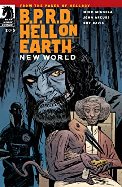 B.P.R.D. Hell on Earth: New World #2