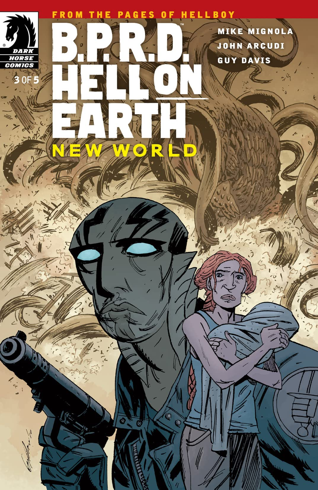 B.P.R.D. Hell on Earth: New World #3