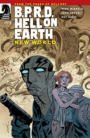 B.P.R.D.: Hell on Earth: New World #3
