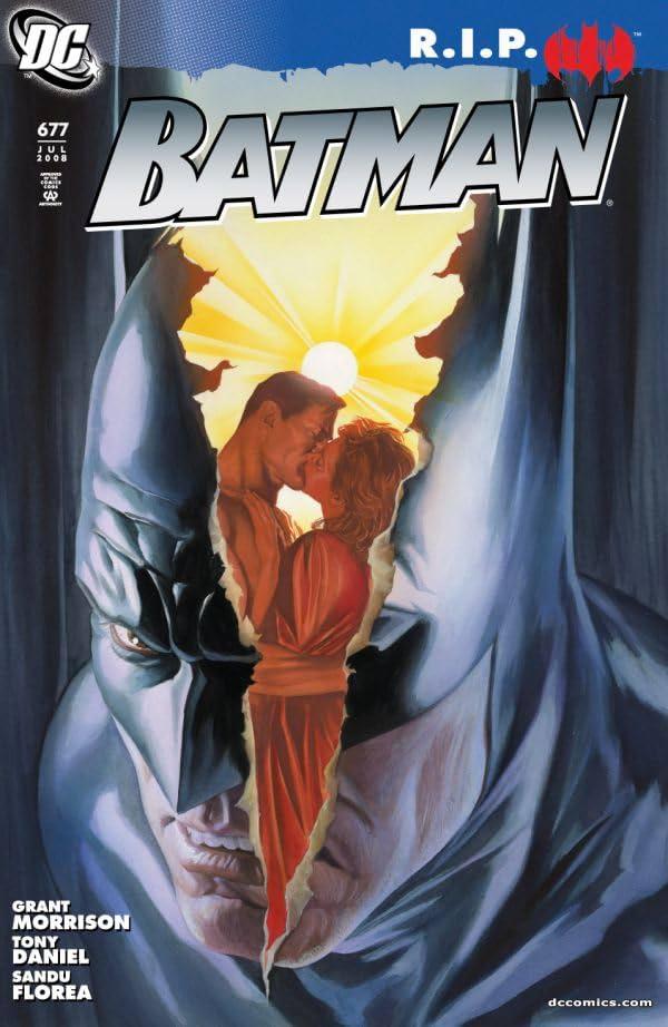Batman (1940-2011) #677
