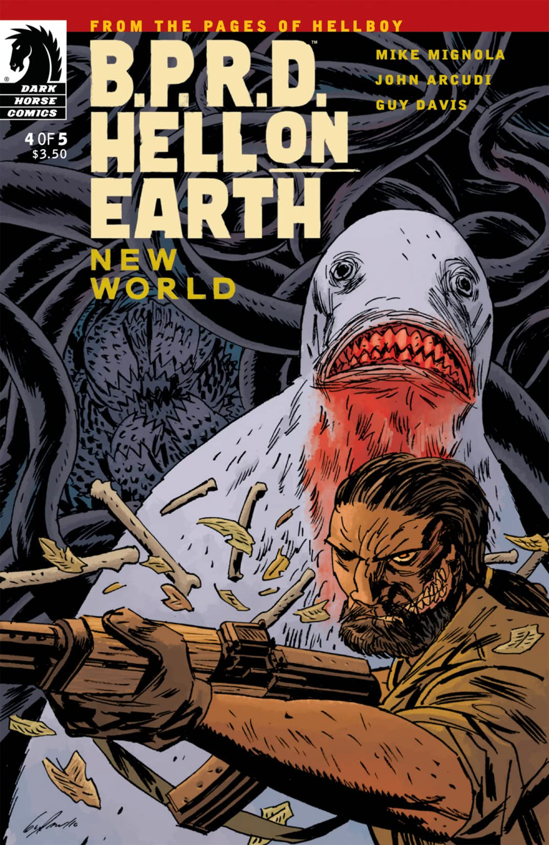 B.P.R.D.: Hell on Earth: New World #4