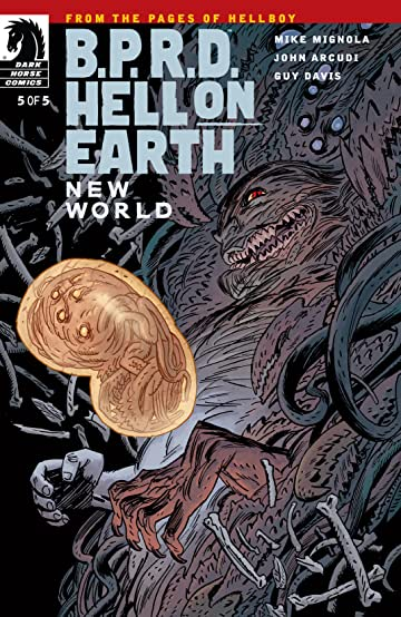 B.P.R.D.: Hell on Earth: New World #5