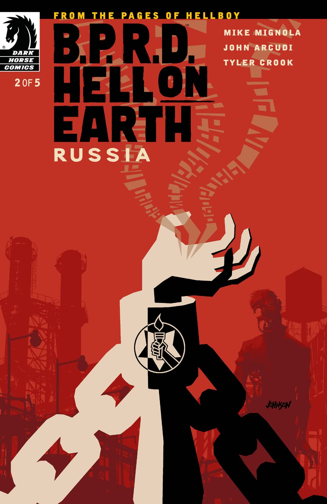 B.P.R.D.: Hell on Earth: Russia #2