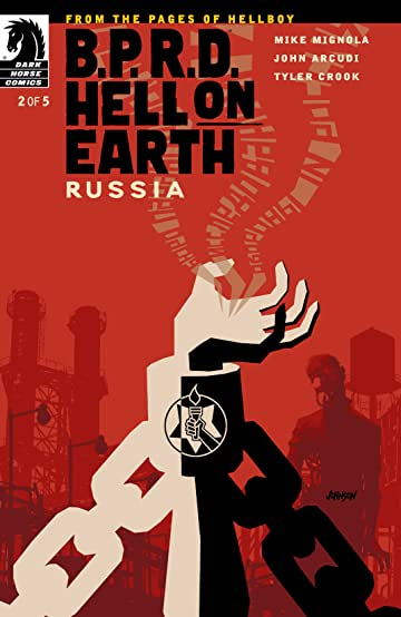 B.P.R.D. Hell on Earth: Russia #2