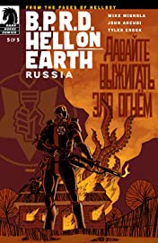 B.P.R.D.: Hell on Earth: Russia #5