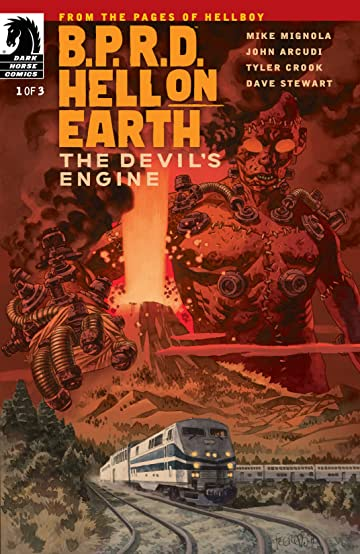 B.P.R.D.: Hell on Earth: The Devil's Engine #1