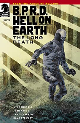B.P.R.D. Hell on Earth: The Long Death #1