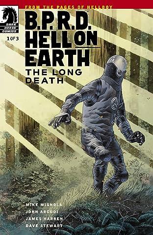 B.P.R.D. Hell on Earth: The Long Death #1