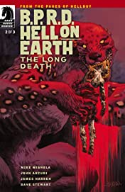B.P.R.D.: Hell on Earth: The Long Death #2