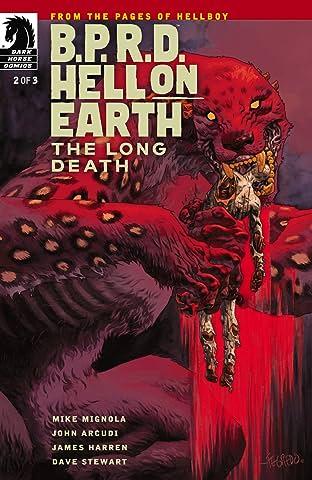 B.P.R.D. Hell on Earth: The Long Death #2