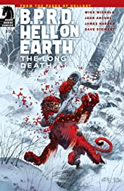 B.P.R.D.: Hell on Earth: The Long Death #3