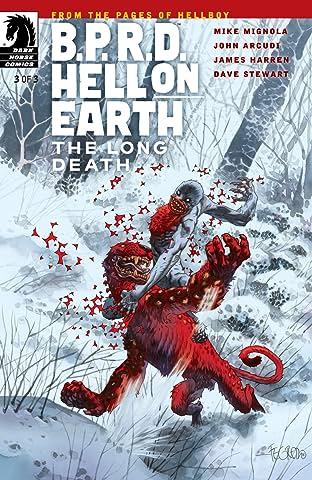 B.P.R.D. Hell on Earth: The Long Death #3