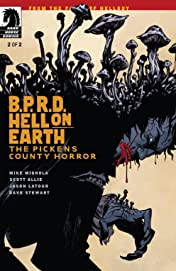 B.P.R.D.: Hell on Earth: The Pickens County Horror #2