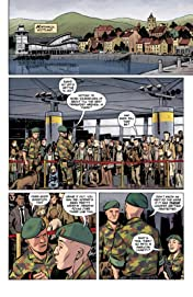 B.P.R.D.: Hell on Earth #1: The Return of the Master #1
