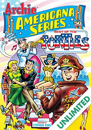Archie Americana Series: Best of the Forties