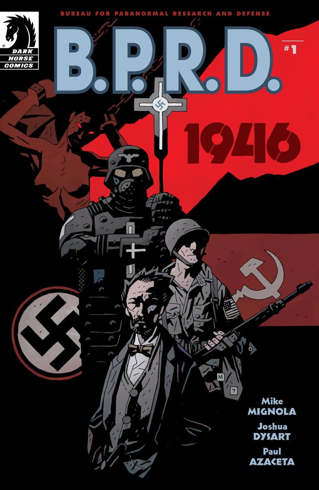 B.P.R.D.: 1946 #1