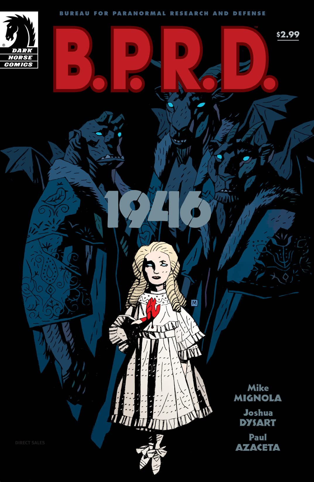 B.P.R.D.: 1946 #2