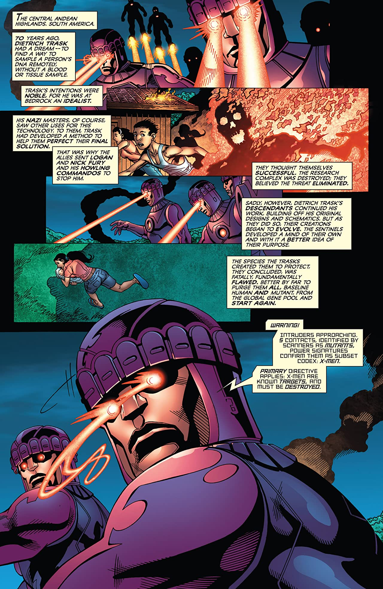 X-Men Forever (2009-2010) #9