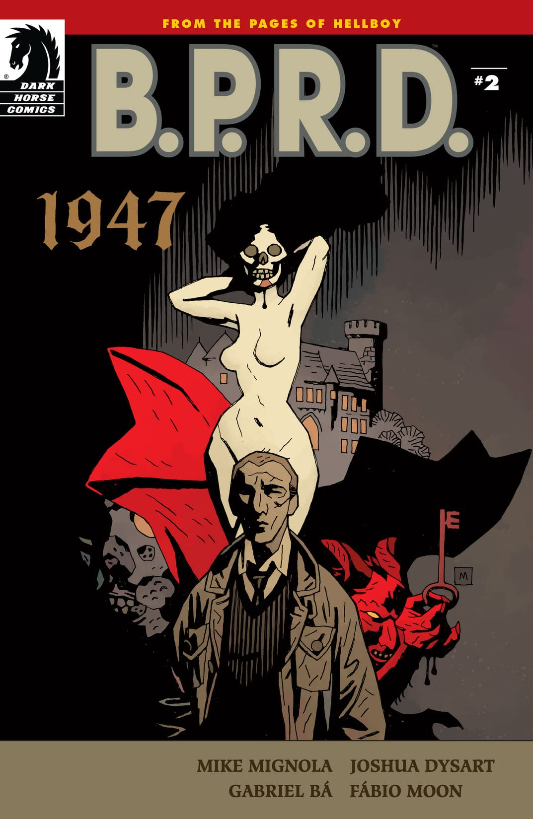 B.P.R.D.: 1947 #2