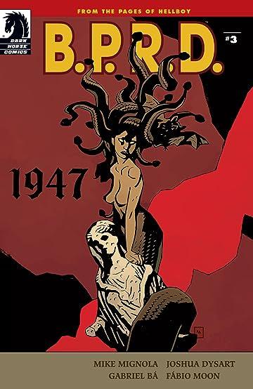 B.P.R.D.: 1947 #3