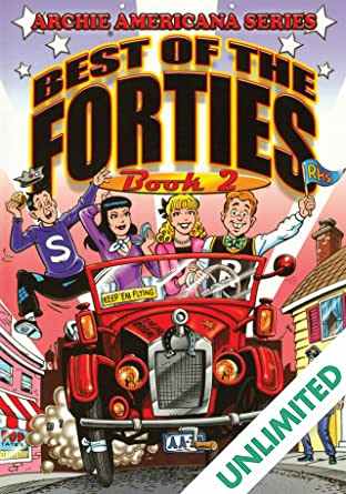 Archie Americana Series: Best of the Forties - Book 2