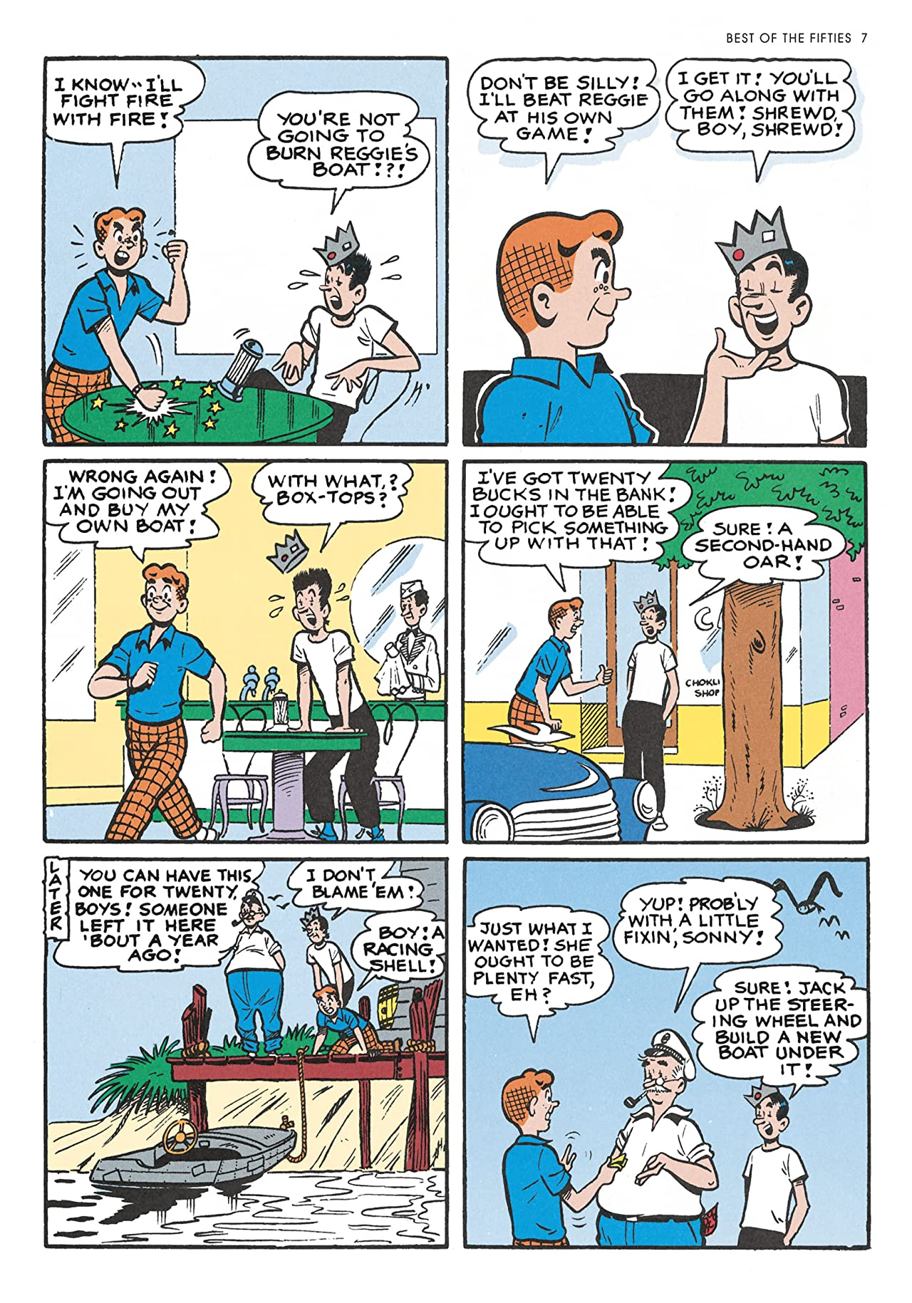 Archie Americana Series: Best of the Fifties