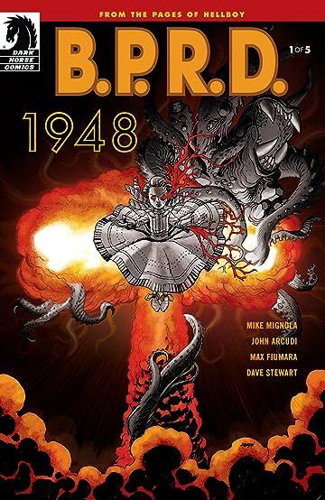 B.P.R.D.: 1948 #1