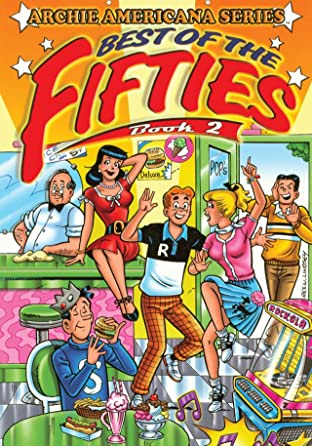 Archie Americana Series: Best of the Fifties - Book 2
