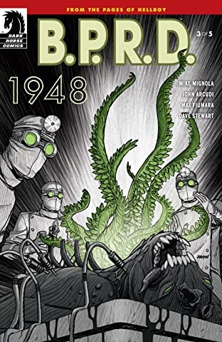 B.P.R.D.: 1948 #3