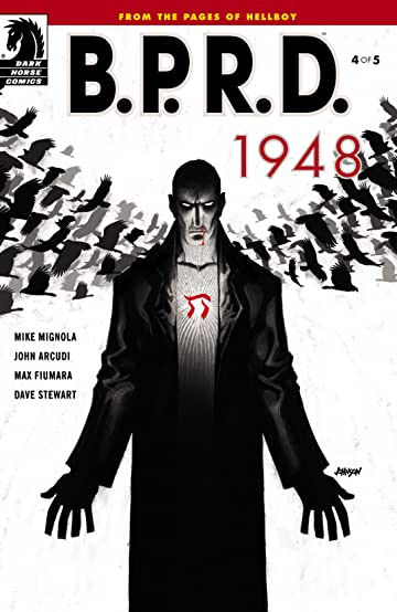 B.P.R.D.: 1948 #4