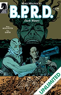 B.P.R.D.: Dark Waters #2