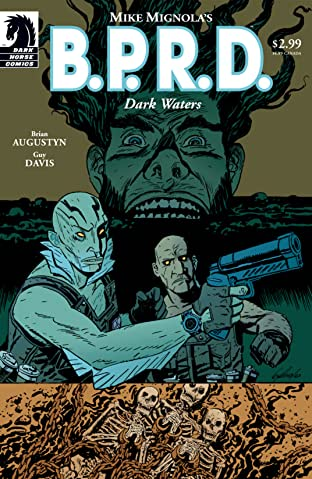 B.P.R.D.: Dark Waters No.2