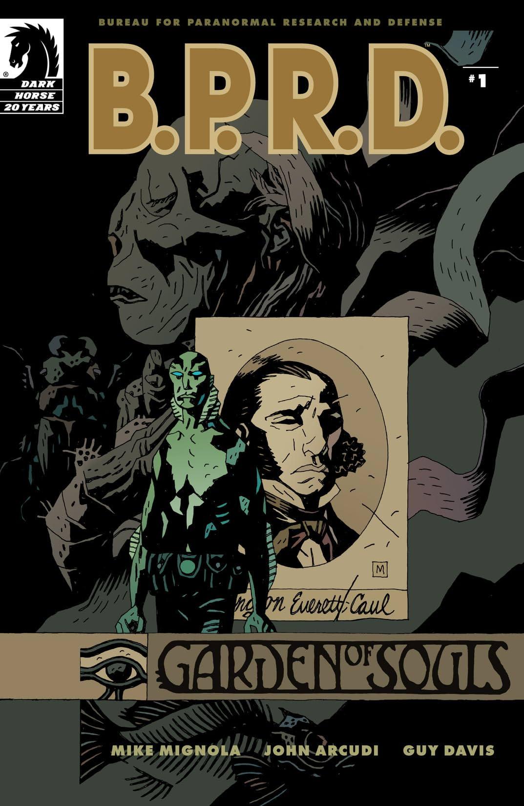 B.P.R.D.: Garden of Souls #1