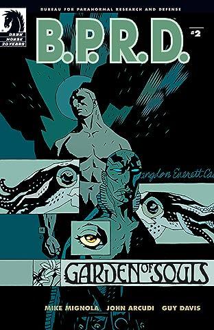 B.P.R.D.: Garden of Souls #2