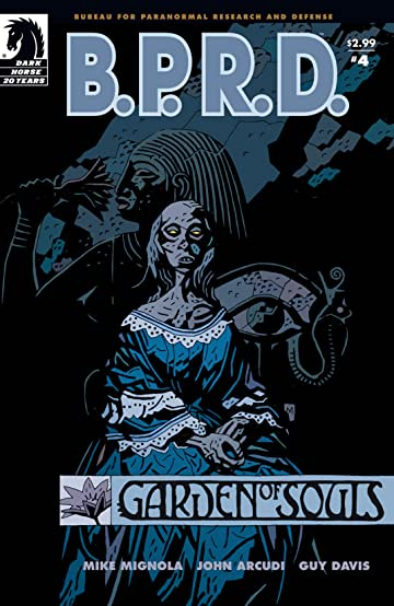 B.P.R.D.: Garden of Souls #4