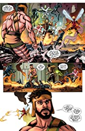 Realm of Kings: Inhumans #2 (of 5)