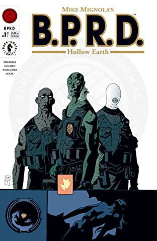 B.P.R.D.: Hollow Earth No.1