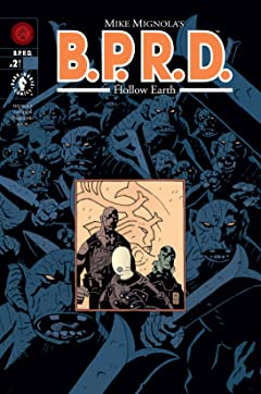B.P.R.D.: Hollow Earth No.2