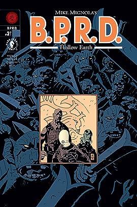 B.P.R.D.: Hollow Earth #2