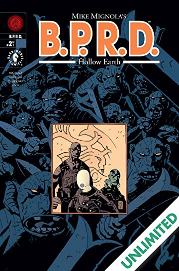 B.P.R.D.: Hollow Earth #2