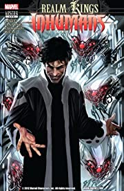 Realm of Kings: Inhumans #4 (of 5)