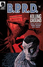 B.P.R.D.: Killing Ground #2