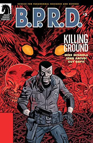 B.P.R.D.: Killing Ground #3