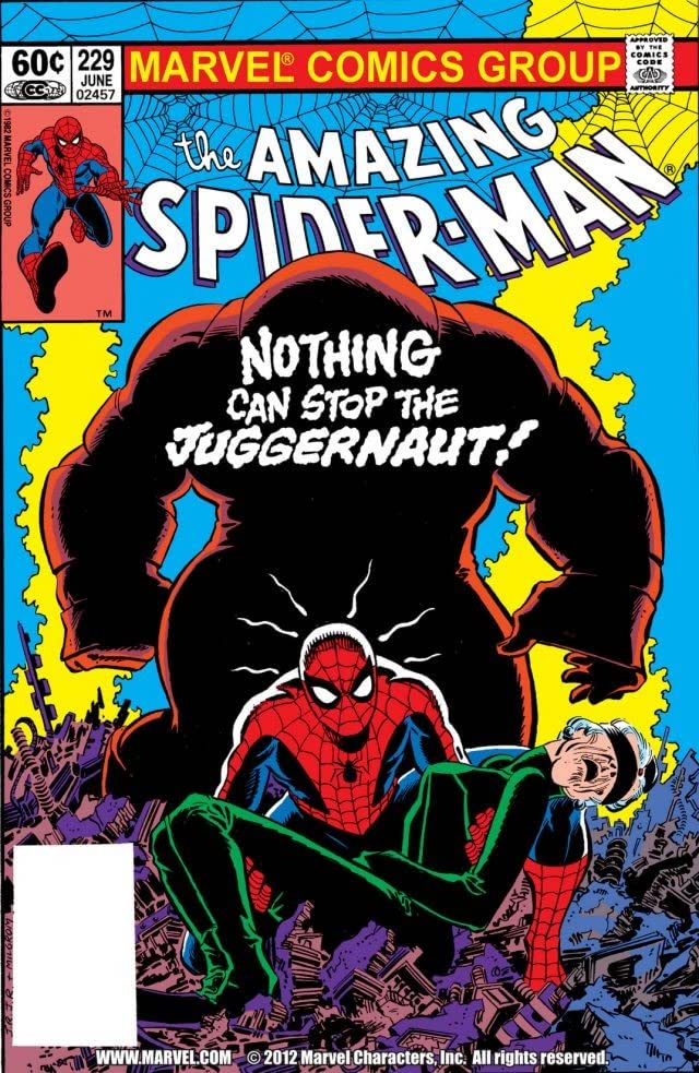 Amazing Spider-Man (1963-1998) #229