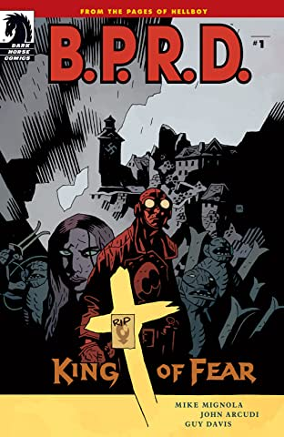 B.P.R.D.: King of Fear #1