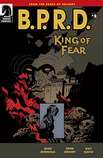 B.P.R.D.: King of Fear #2