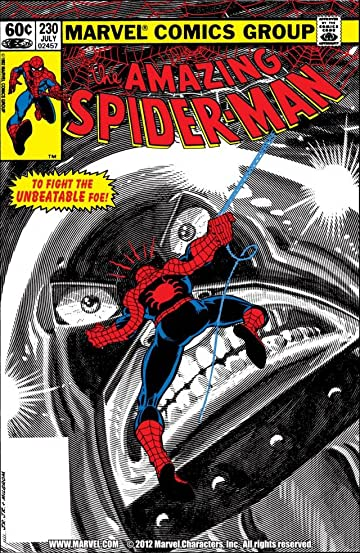 Amazing Spider-Man (1963-1998) #230
